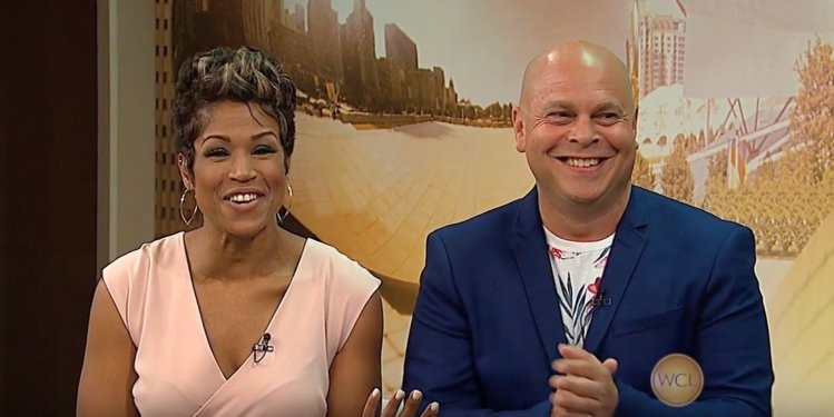 "Kevin Grace ""Grace My Space"" On Windy City Live"