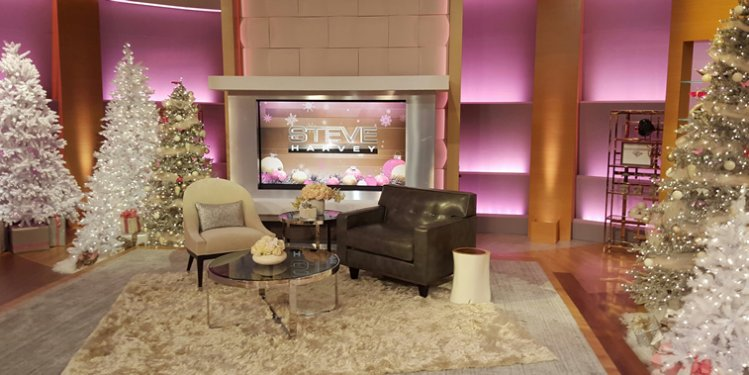Gallery: Steve Harvey Show Sets